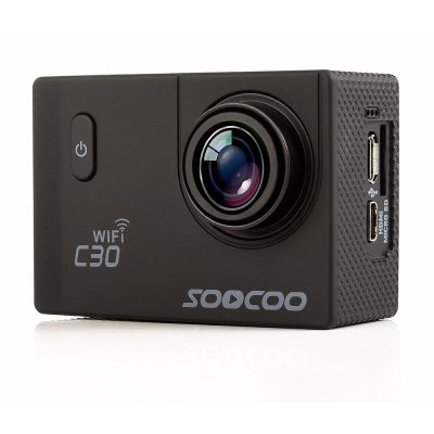 SOOCOO C30 2 inch Action Camera Waterproof Design Diving DV