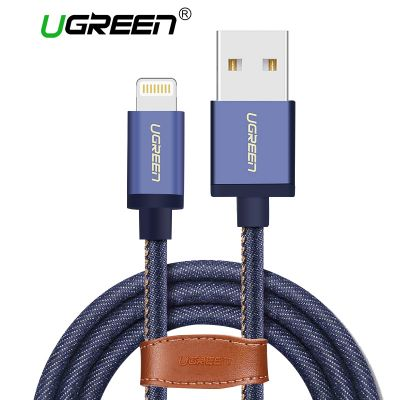 Ugreen US247 MFi Denim USB Data Cable Fast Charger for iPhone