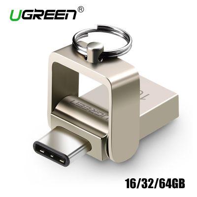 Ugreen US181 Type-C U Disk USB 3.0 Metal Mini OTG Memory Stick