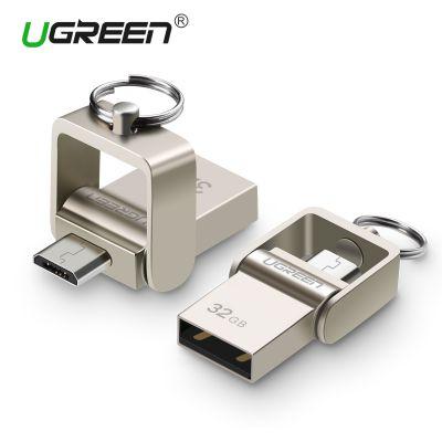 Ugreen US179 Metal Memory U Stick OTG High Speed USB Flash Drive