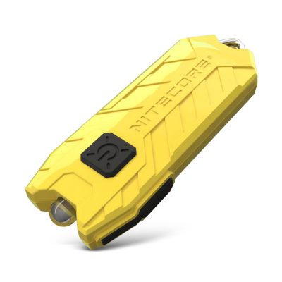 Nitecore TUBE USB Rechargeable LED Keychain Flashlight 45LM