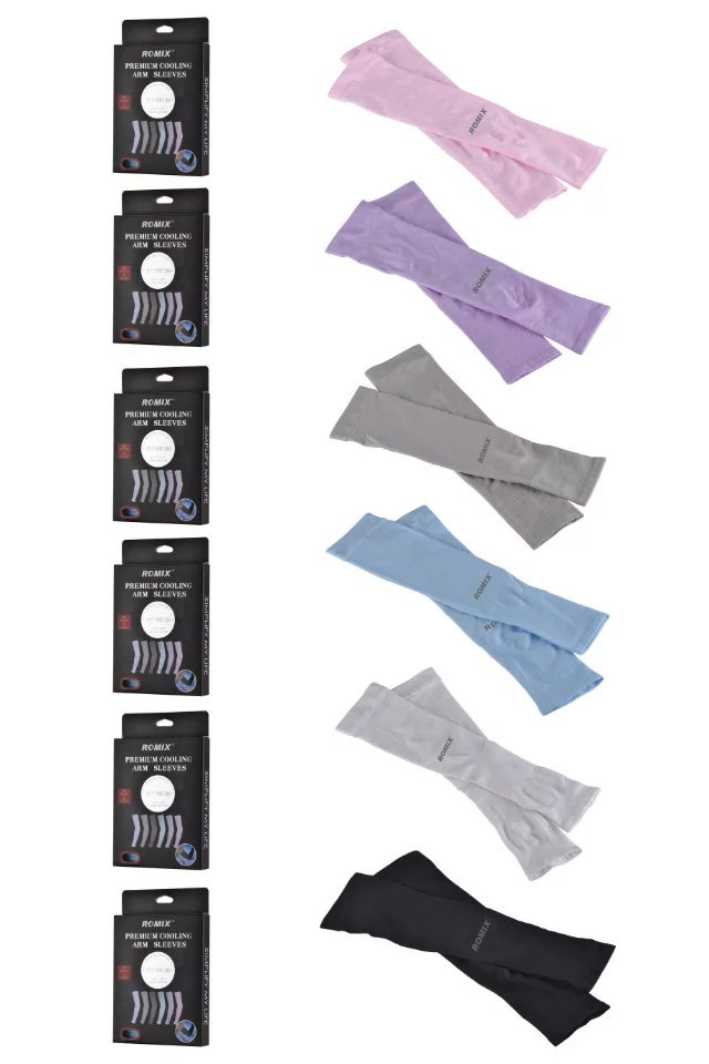 arm sleeves cooling