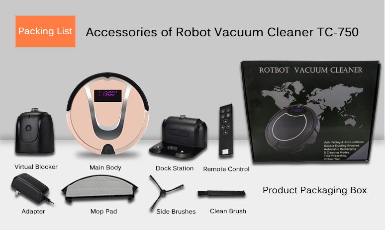 cleaner robot
