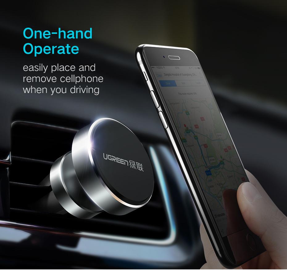 magnetic mobile phone holder
