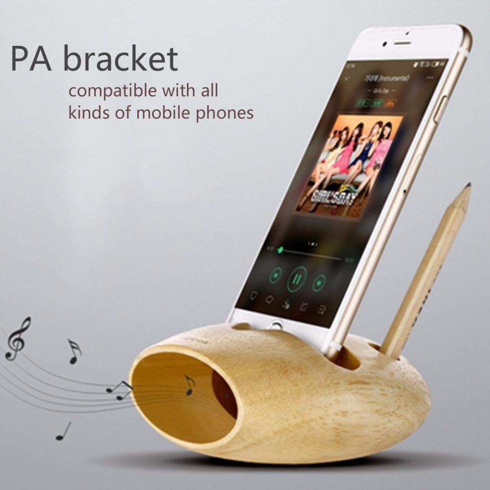 Seenda IPS-Z34 Portable Phone Holder with Amplifier Pen Slot Design