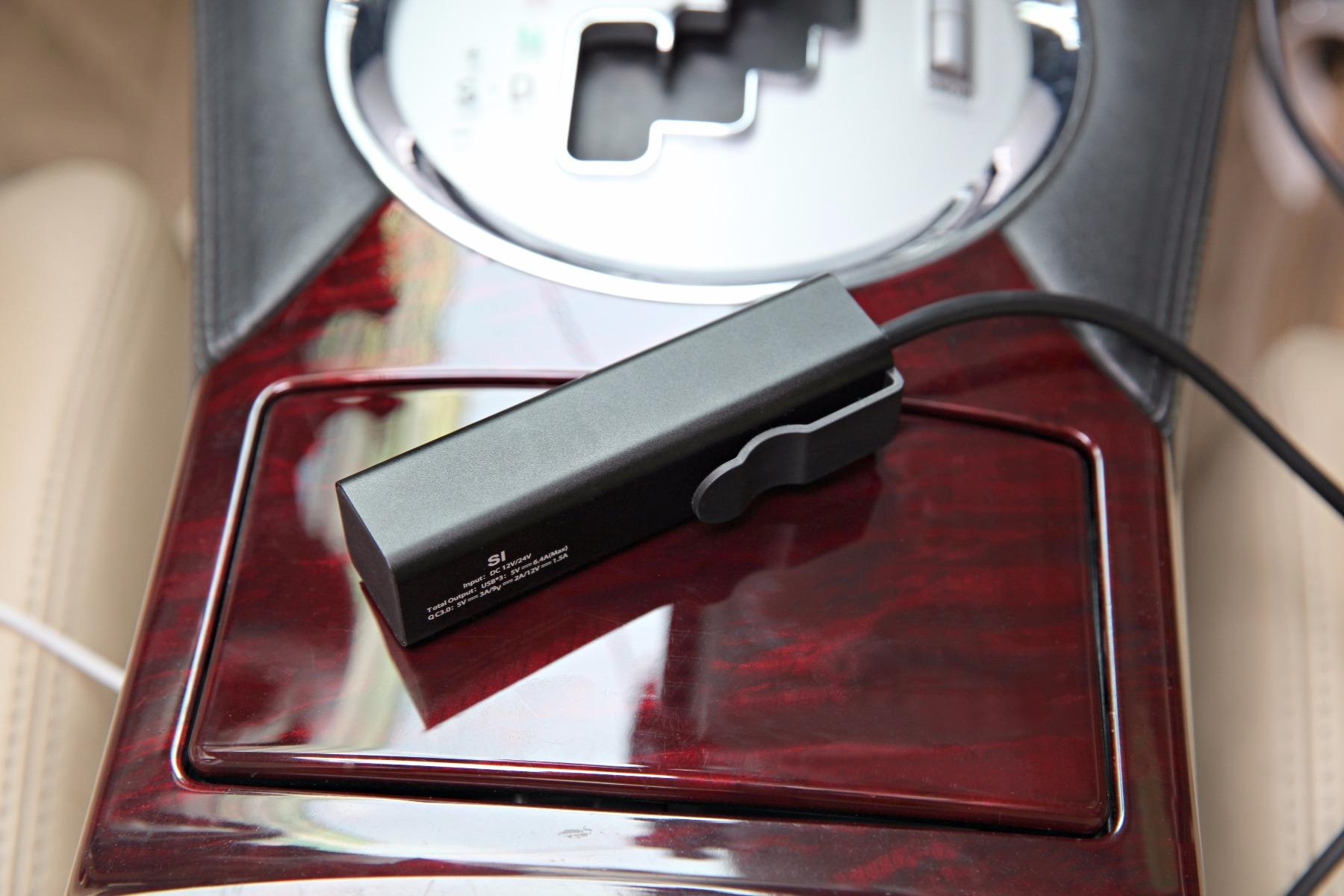 Seenda ICH-31 USB Car Charger with 6 Port