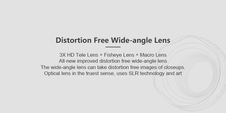 smartphone enhanced lens