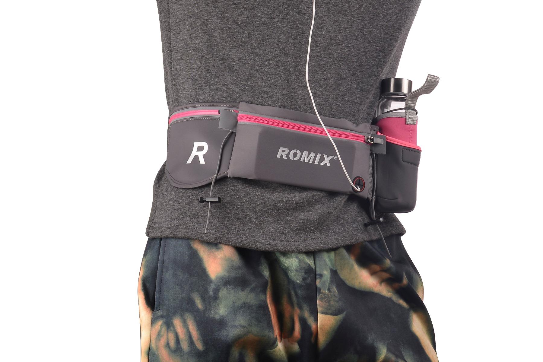 romix sports waist bag