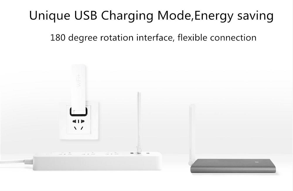 Xiaomi Mi WiFi Amplifier 2 Wireless Router Network Signal Extender
