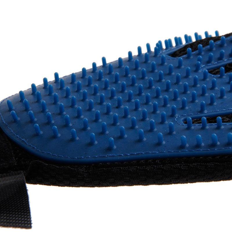 DogLemi RT264 Pet Deshedding Brush Gloves Grooming Massage Bath Comb