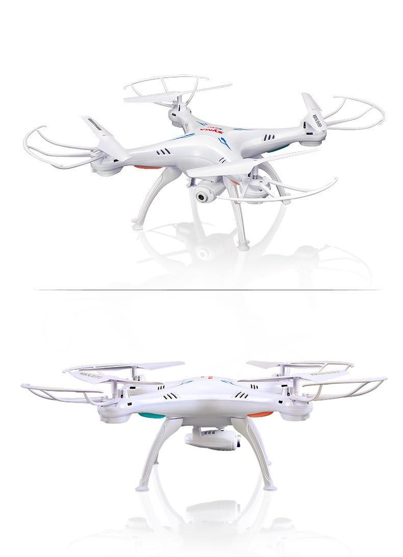 flashing lights drone