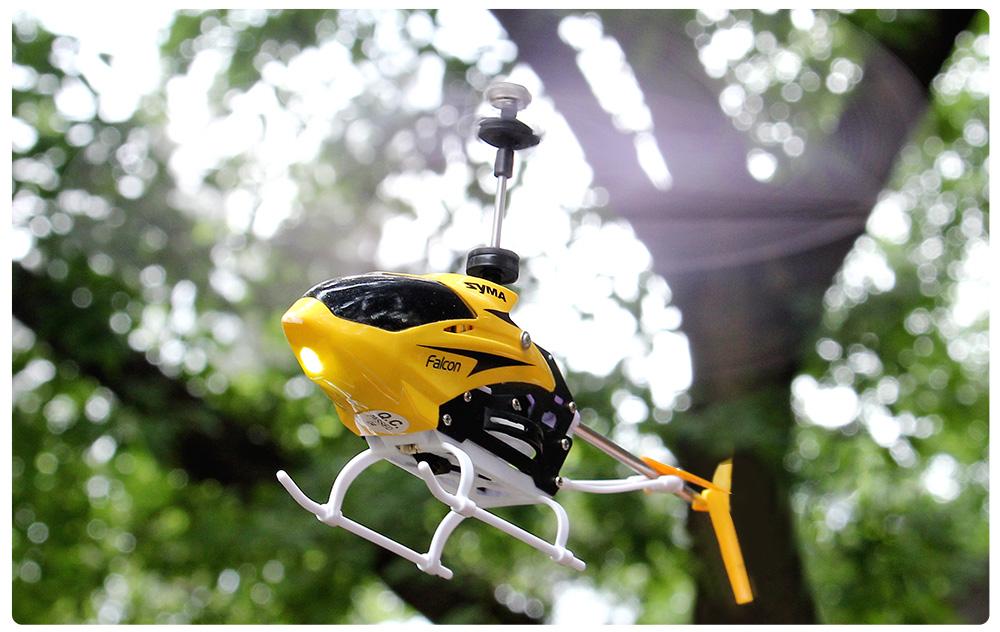 Syma W25 Mini RC Drone with 2 Channel Gyro Toy