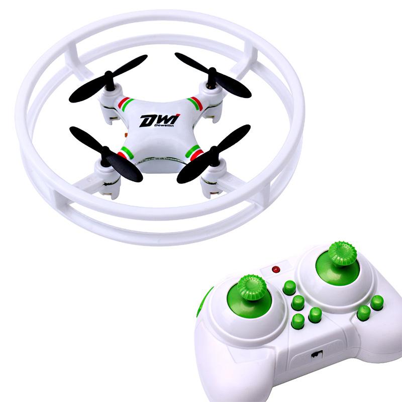 Dowellin D1 Mini RC Drone 2.4G 4CH 6 Axis Gyro Headless Mode Quadcopter