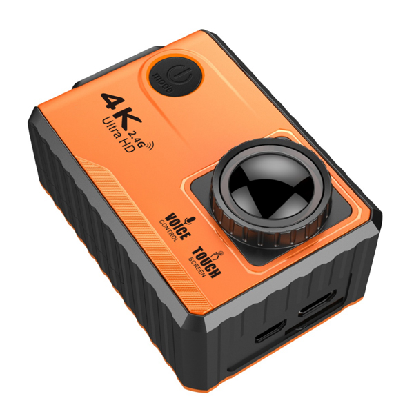 SOOCOO F100 Pro Action Camera HD 4K WiFi Touch Screen Control