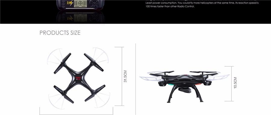 syma 6 axis quadcopter