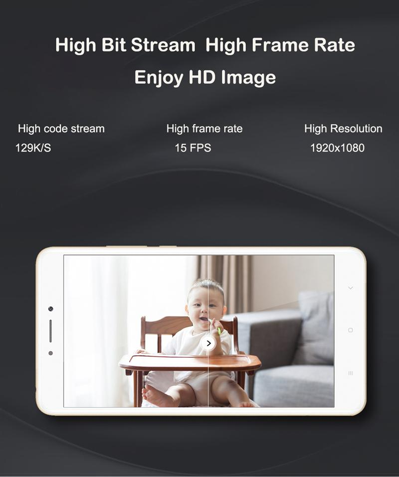 xiaomi ip cam for home security