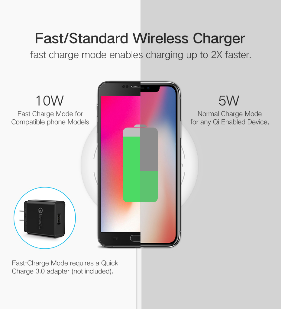 wireless quick charger for samsung