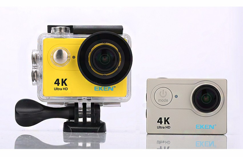 EKEN H9/H9R Ultra HD 4K Action Camera Remote WiFi 2.0