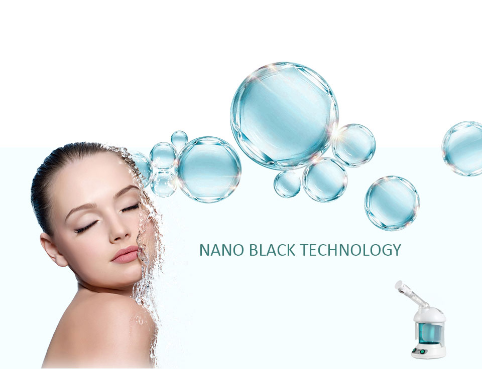 KingDom KD-2328 Nano Ionic Facial Sprayer