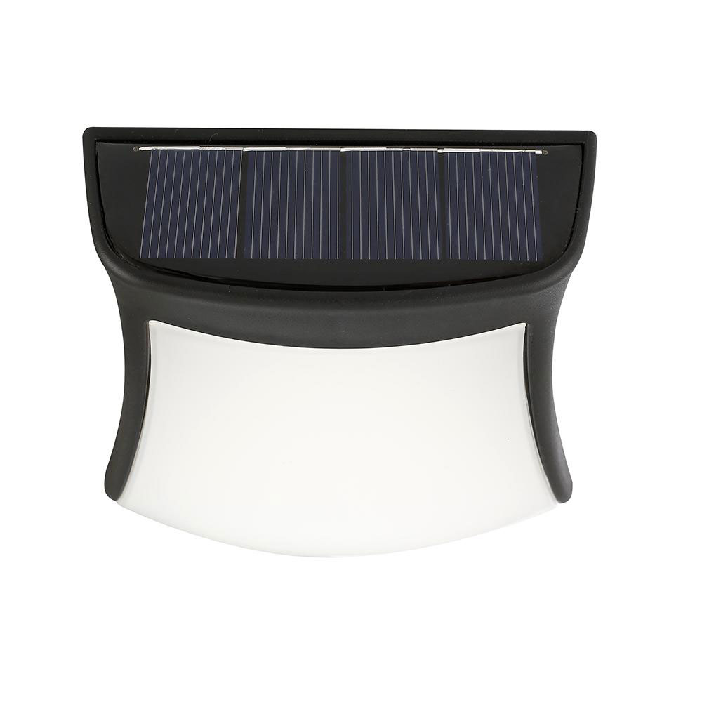 Phototonus Solar Energy 3 LED Night Light Waterproof Garden Wall Lamp