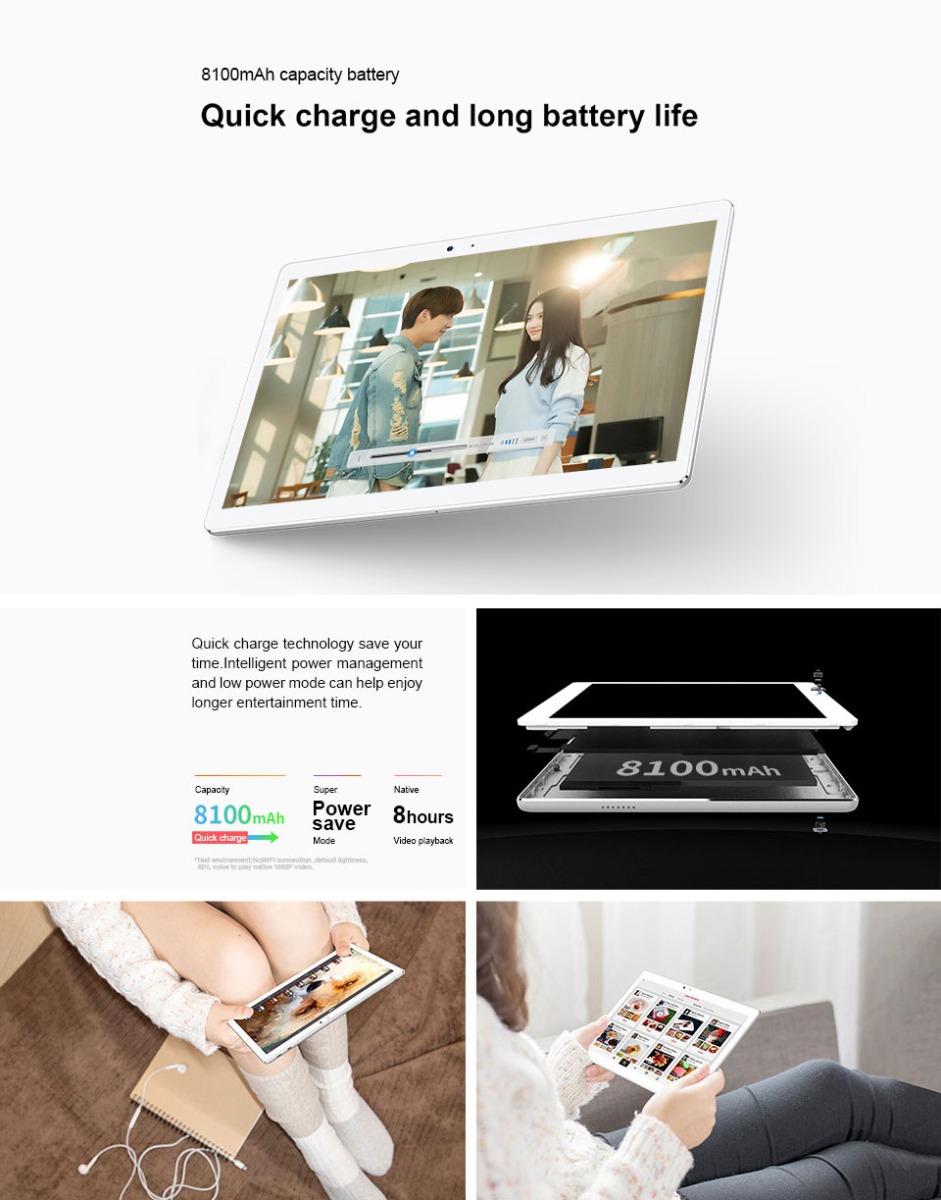 Teclast Master T10 10.1 Inch Tablet PC Fingerprint Sensor