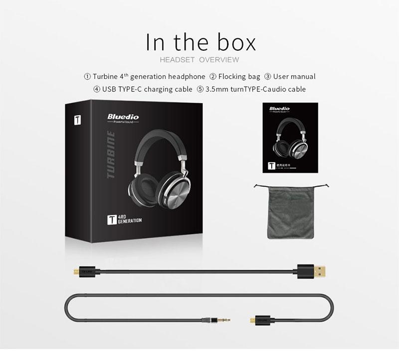 t4 headphones