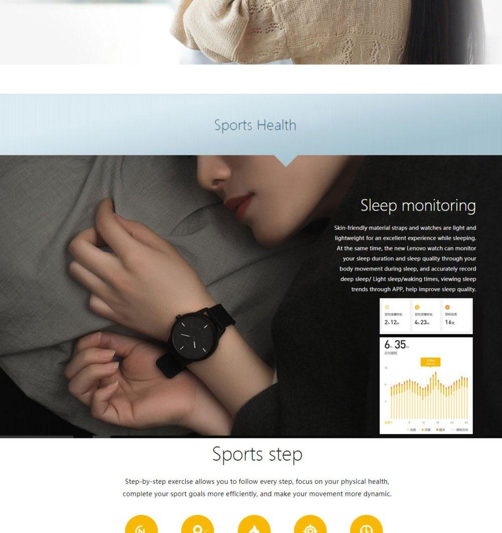 lenovo smartwatch