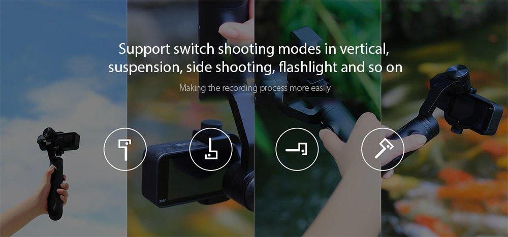 xiaomi action camera gimbal
