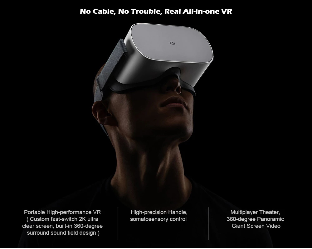 mi vr all in one