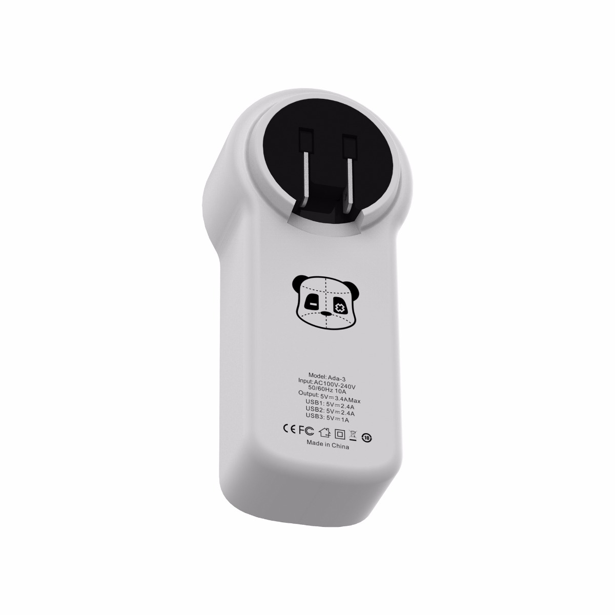 Patch Panda Ada-3 USB Wall Adapter for Mobile Phone
