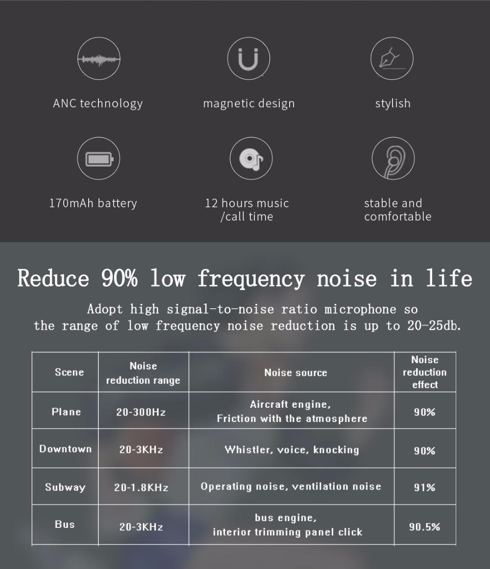tn in-ear headset