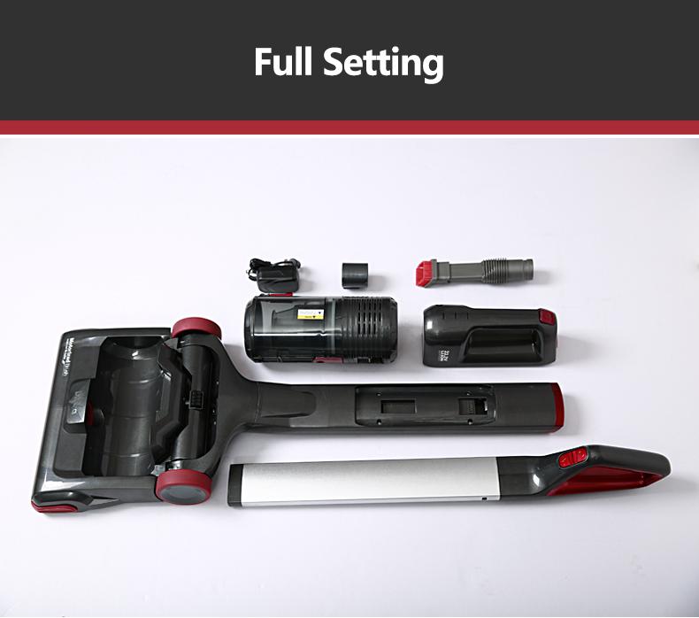 Dibea C01 2-in-1 Stick and Handheld Vacuum Cleaner