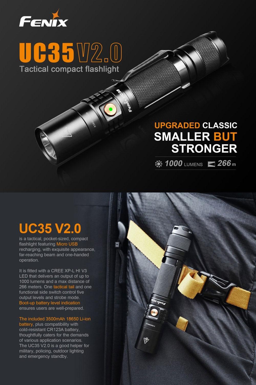Acebeam PT10 CREE XP-L XPL 360 Lumen HD LED Penlight EDC Flashlight COPPER!