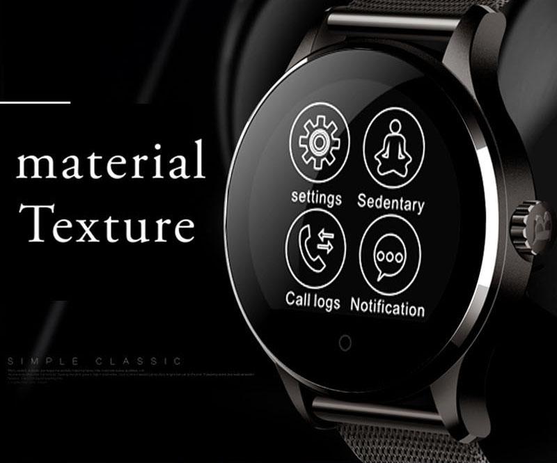 fashionable smart watch