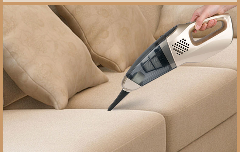 Dibea LW-1 Wireless Stick Vacuum Cleaner with Narrow Nozzle Charging Base