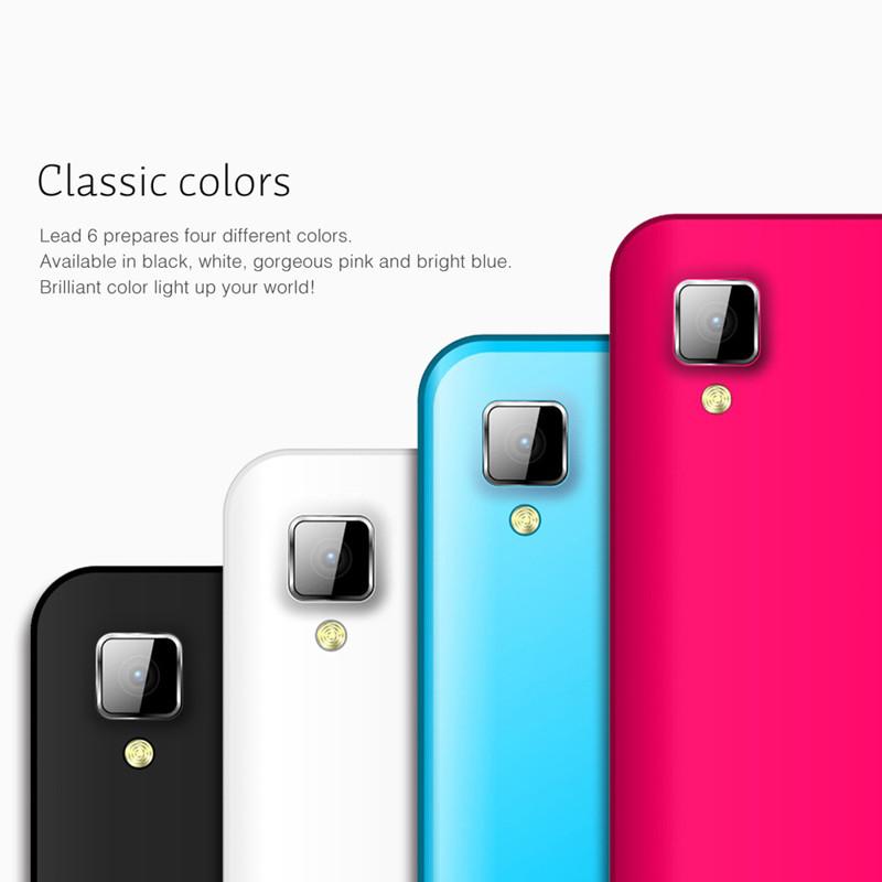leagoo lead 6 smartphone
