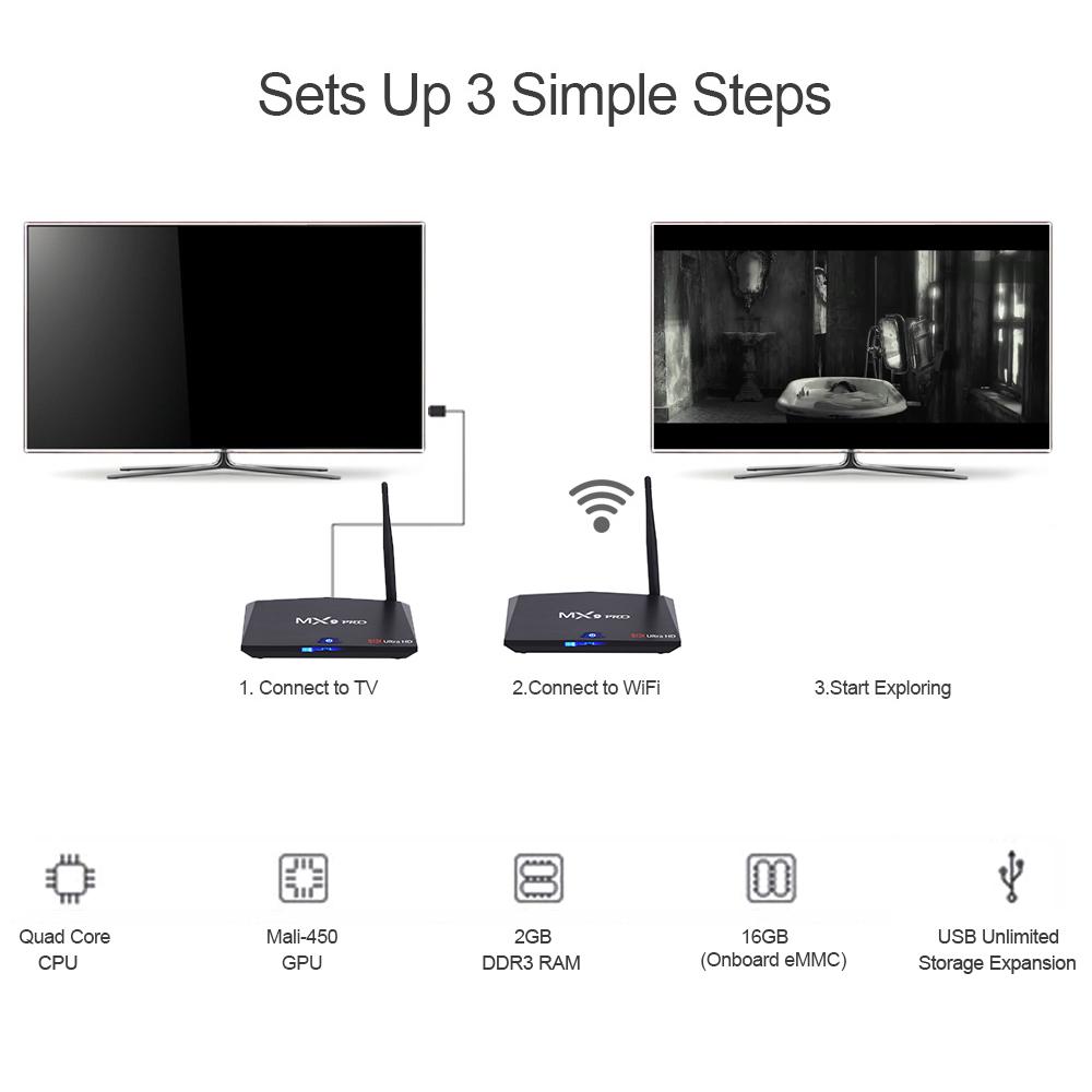 mx9 pro android tv box