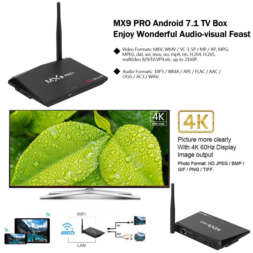buy mx9 pro tv box