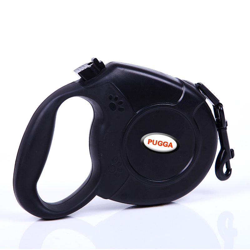 PUGGA Retractable Resistant Nylon Dog Leash for Medium Large Dogs 5M / 8M