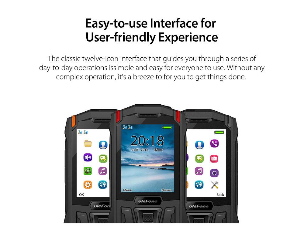 dustproof phone