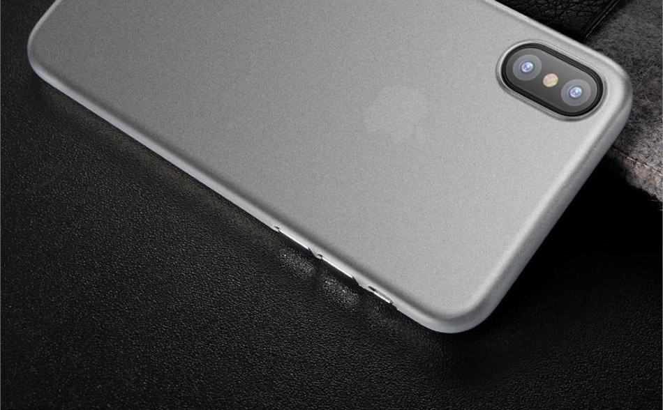 Baseus WIAPIPHX Wing Case for iPhone X