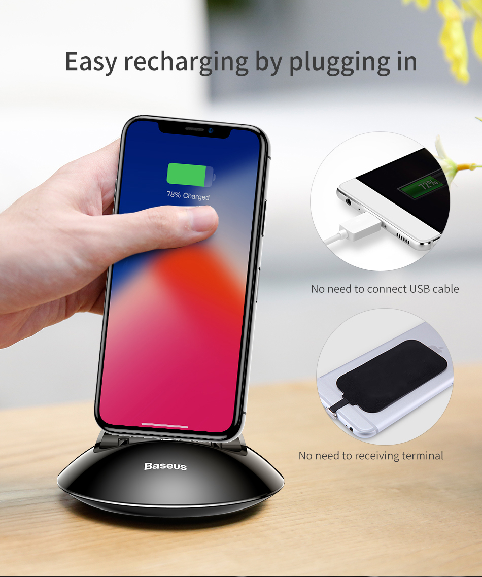 Baseus Northern Hemisphere Charging Station for iPhone