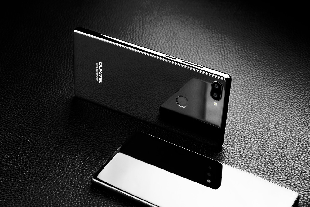 Oukitel MIX 2 5.99 '' FHD Screen 4G Mobile Phone Fingerprint ID
