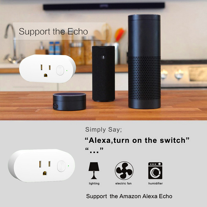 remote control your Echo by avatar wifi plug