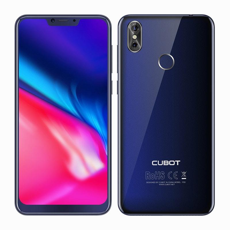 cubot p20 4g phone price