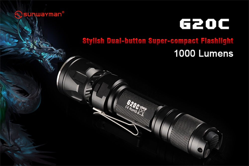 sunwayman g20c flashlight