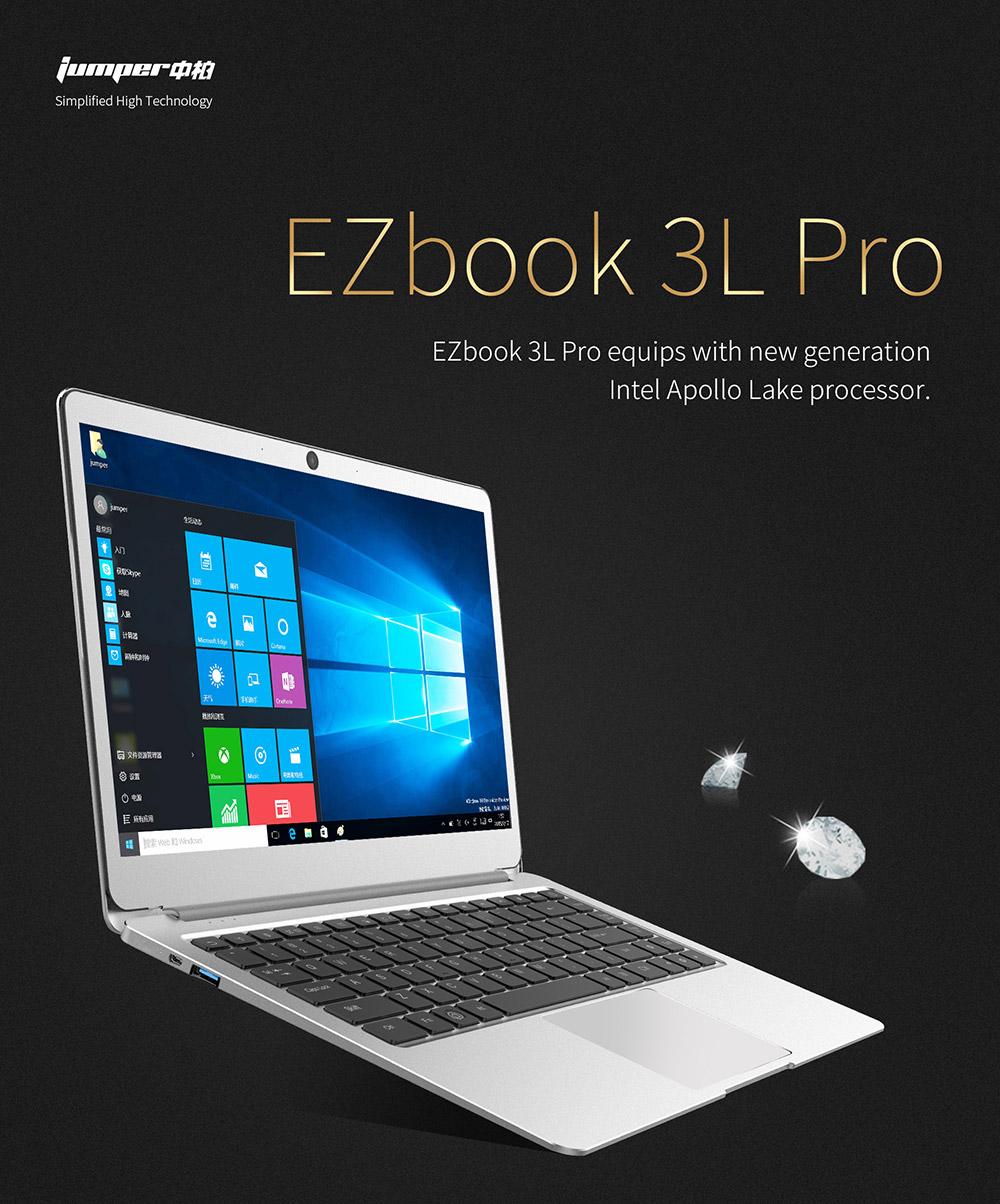 jumper ezbook 3l pro notebook