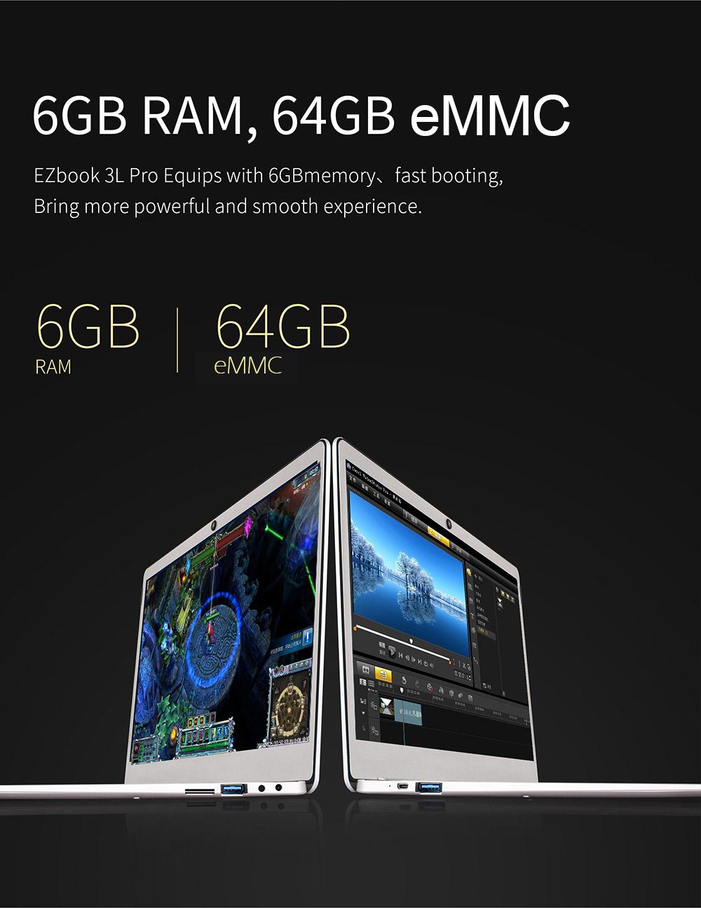jumper ezbook 3l pro laptop