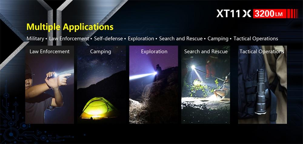 klarus xt11x flashlight price
