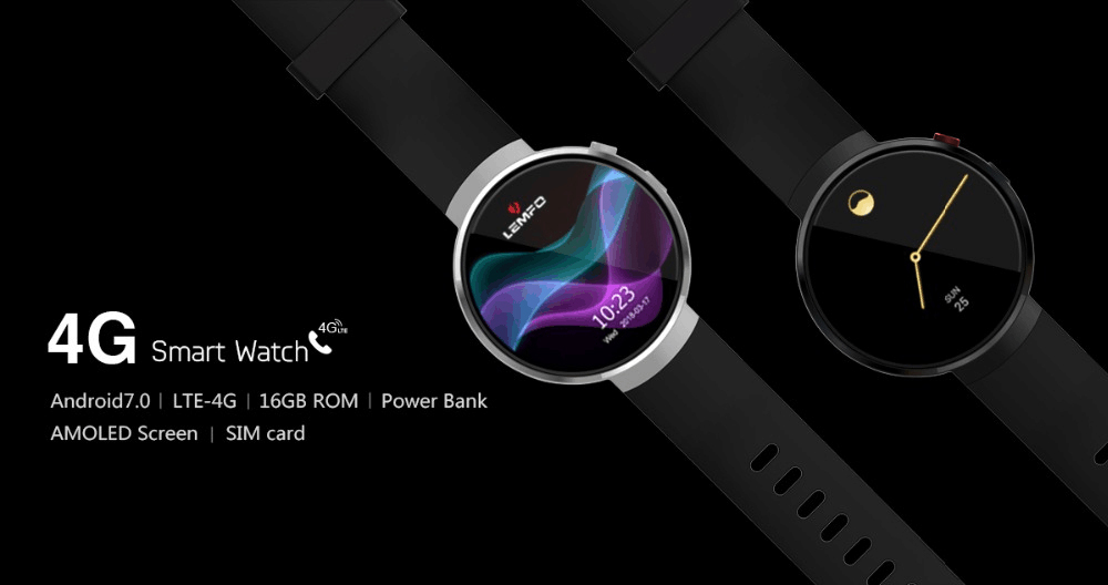 lemfo lem7 smartwatch